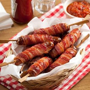 como fazer bacon